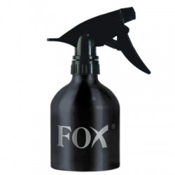 FOX spryskiwacz aluminiowy czarny
