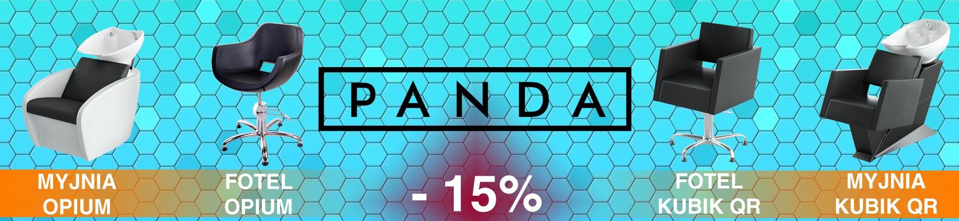Panda Promocja Kubik QR & Opium